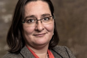 Rechtsanwältin Katharina Batz bearbeitet auch das Sozialrecht